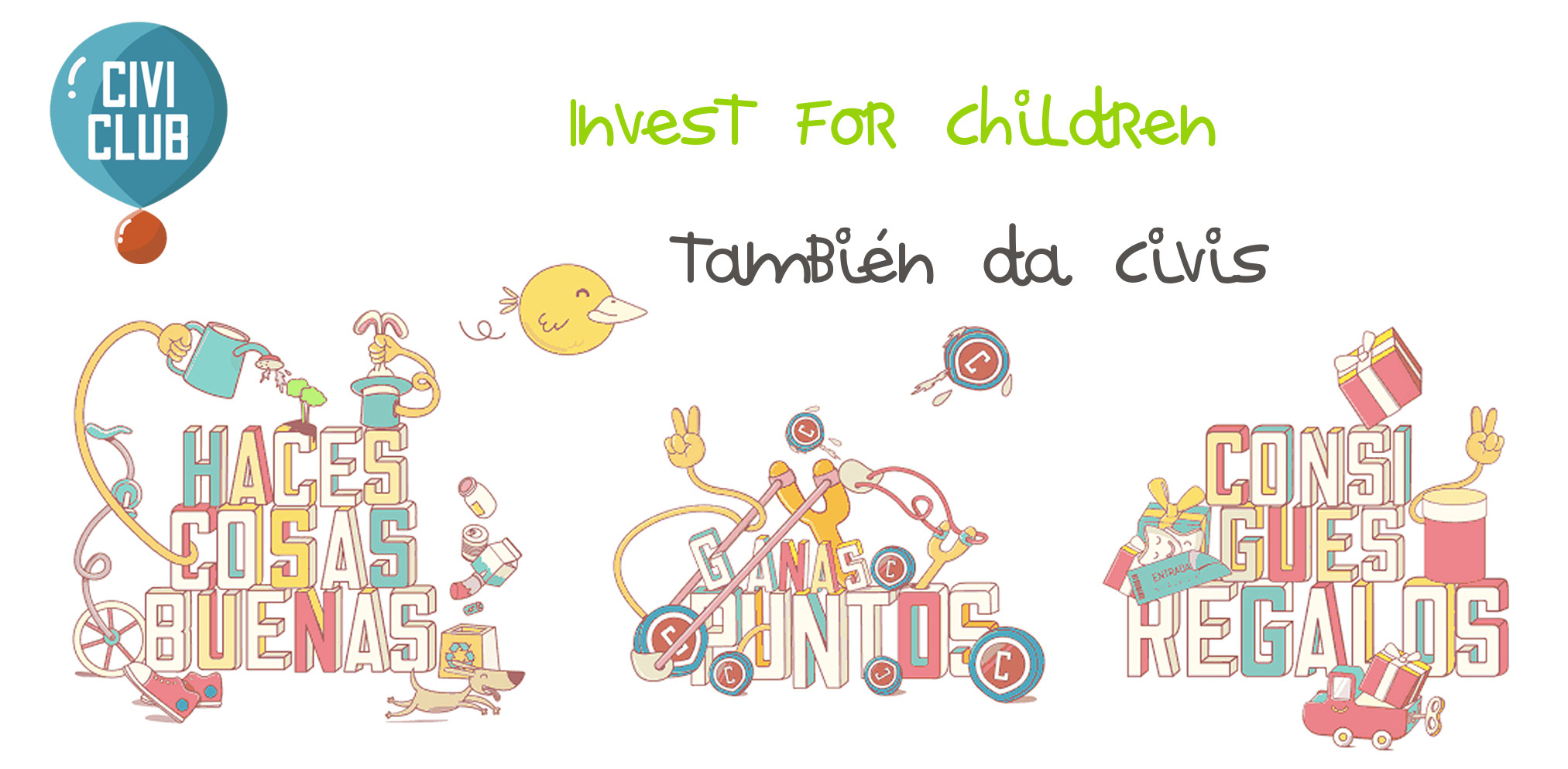 Invest for children también da civis
